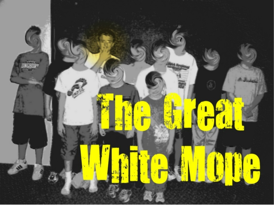 The Great White Mope Podcast Cover 2